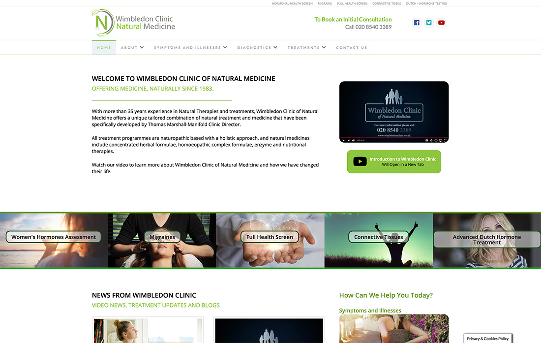 Website Design Clinic