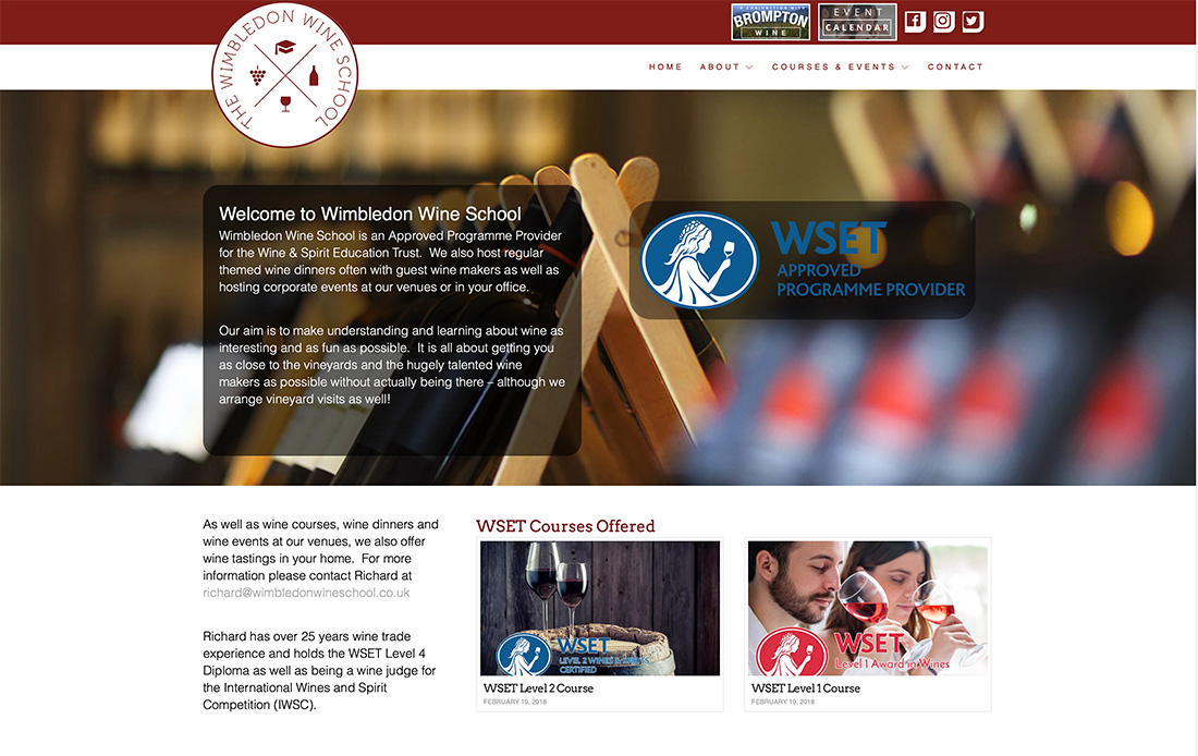 Website Design Wimbledon